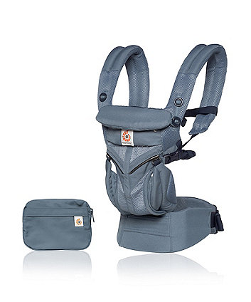 Ergobaby omni 360 cool air mesh carrier - oxford blue