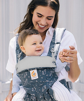 Ergobaby 360 carrier - trunks up