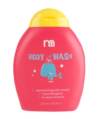 mothercare body wash 250ml
