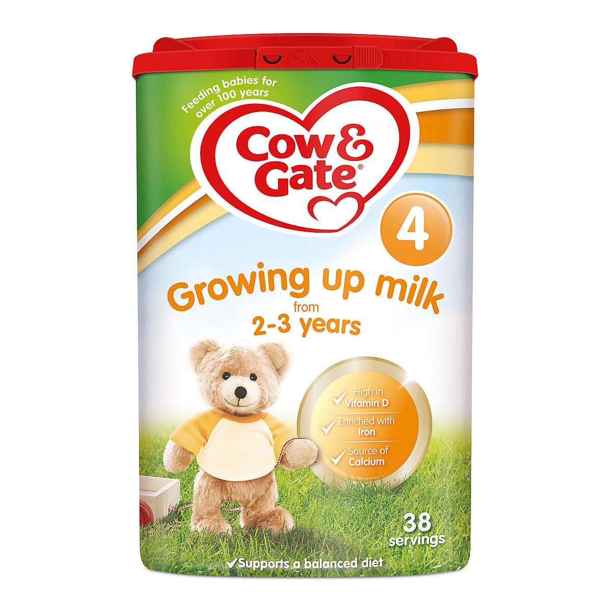 Cow & Gate 4 growing up milk formula 800g