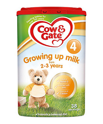 Cow & Gate 4 growing up milk formula 800g