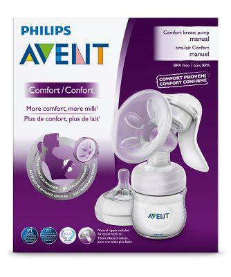 Philips Avent SCF330/20 comfort manual breast pump