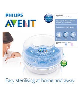 Philips Avent SCF281/02 microwave steriliser