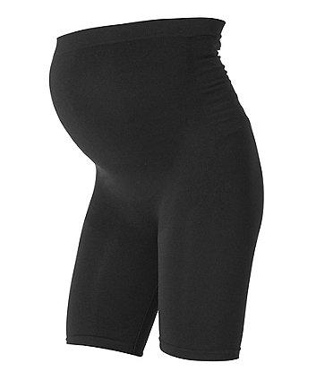 Mamalicious seam-free maternity shorts
