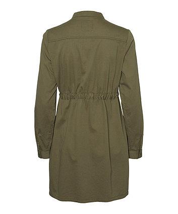 Mamalicious danni green nursing tunic