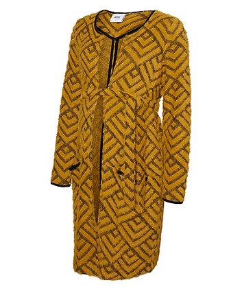 Mamalicious knitted coatigan