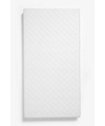 mothercare essential foam cot bed mattress