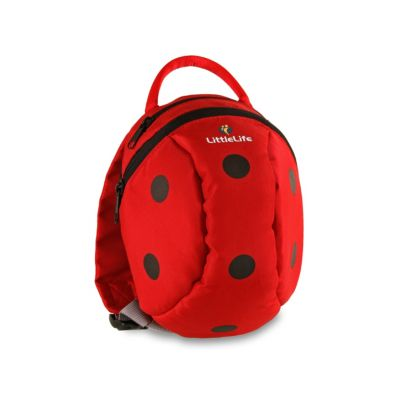 LittleLife toddler daysack - ladybird