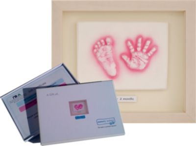 Memory Makers double outprint in wood frame - gift voucher