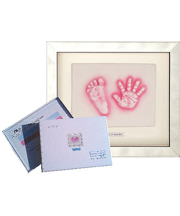 Memory Makers double outprint in a silver frame - gift voucher