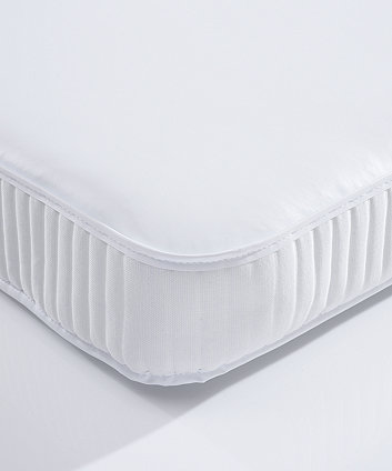 mothercare anti-allergy spring cot mattress