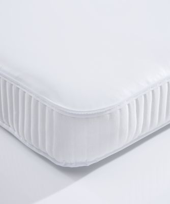 mothercare anti-allergy spring cot bed mattress
