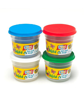 Early Learning Centre Soft Stuff Doh Tubs - Standard Colours