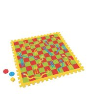 Early Learning Centre Giant Snakes and Ladders - 2 in 1 Game