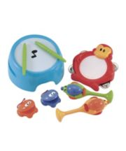 Early Learning Centre Jungle Beats Percussion Set