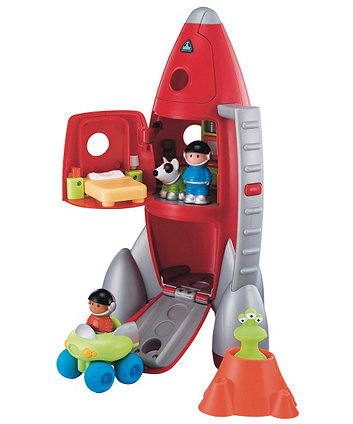 Early Learning Centre Happyland Lift Off Rocket
