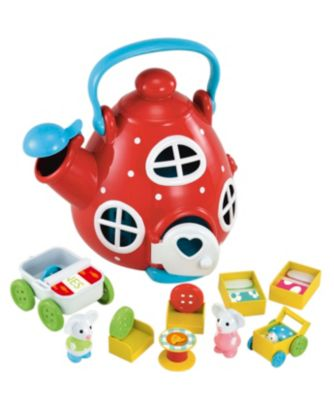 Early Learning Centre Happyland Mouse Teapot Fantasy
