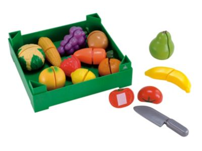 Early Learning Centre Crate Of Fruit And Vegetable