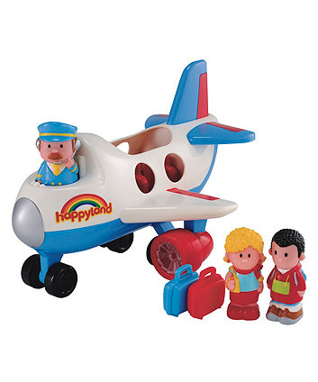 Early Learning Centre Happyland Fly and Go Jumbo