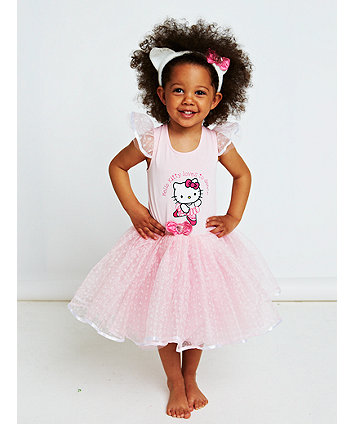 Early Learning Centre Hello Kitty Ballerina Outfit (3-5 yrs)