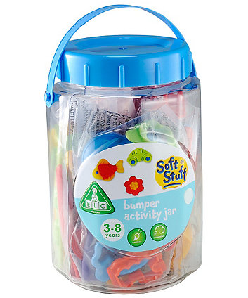 Early Learning Centre Soft Stuff Bumper Activity Jar