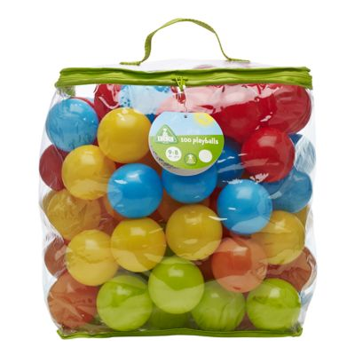 Early Learning Centre Playballs - 100 Piece Multicolor
