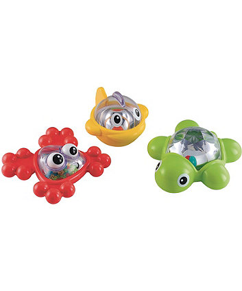 Early Learning Centre Bath Rattle and Roll Friends