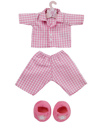 Early Learning Centre Pink Poppets Pyjama Set - Outfit