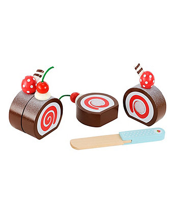 Early Learning Centre Wooden Swiss Roll