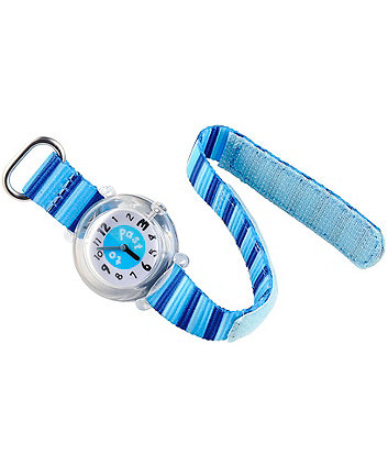 Early Learning Centre Teaching Watch- Blue