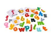 Early Learning Centre Wooden Alphabet Letters