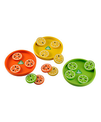 Early Learning Centre Colour and Sort Fruit