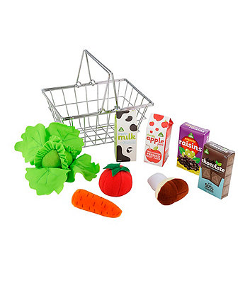 Early Learning Centre Metal Shopping Basket