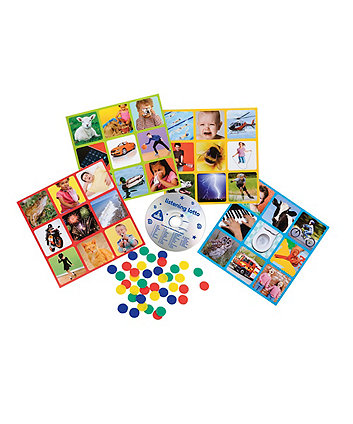 Early Learning Centre Listening Lotto
