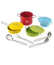 Early Learning Centre Metal Cookware Set