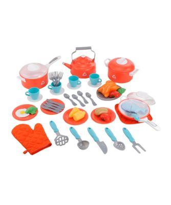 Early Learning Centre Kitchen Set Red
