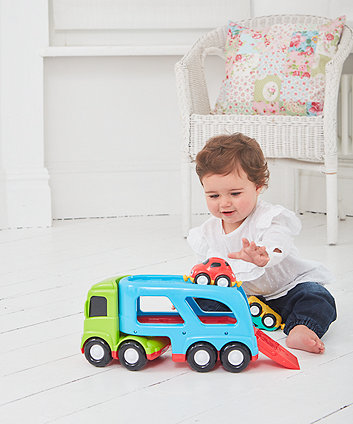 Early Learning Centre Whizz World Car Transporter