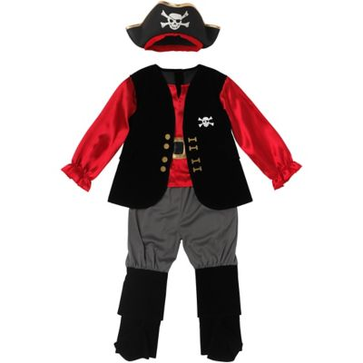 Early Learning Centre Happyland Red Captain Pirate