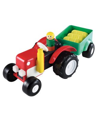 Early Learning Centre Whizz World Lights And Sounds Tractor