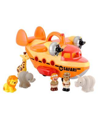 Early Learning Centre Happyland Safari Rescue Plane