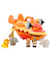 Early Learning Centre Happyland Safari Rescue Plane