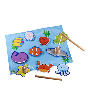 Early Learning Centre Magnetic Fishing Game