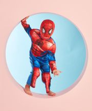 Early Learning Centre Spiderman Dress Up Costume with Mask (3-4 yrs)