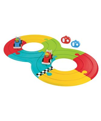 Early Learning Centre Whizz World Remote Control Race Track