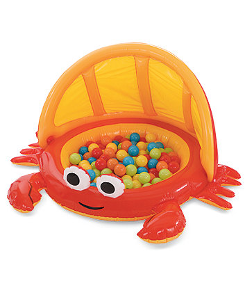 Early Learning Centre Crab Baby Shade Pool