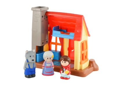 Early Learning Centre Happyland Little Red Riding Hood Playset