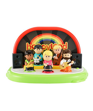 Early Learning Centre Happyland Lights and Sounds Band Set