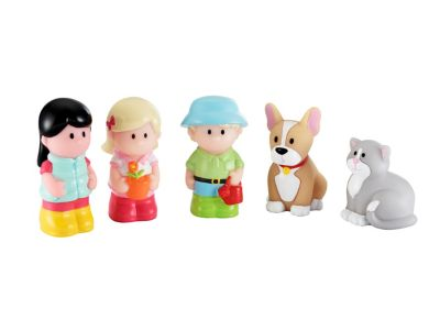 Early Learning Centre Happyland Garden Figures