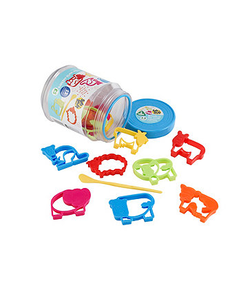 Early Learning Centre Soft Stuff® Animals of the World Cutters