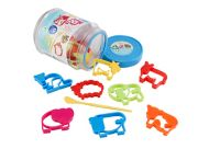 Early Learning Centre Soft Stuff animals of the world cutters